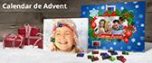 Calendar de Advent personalizat